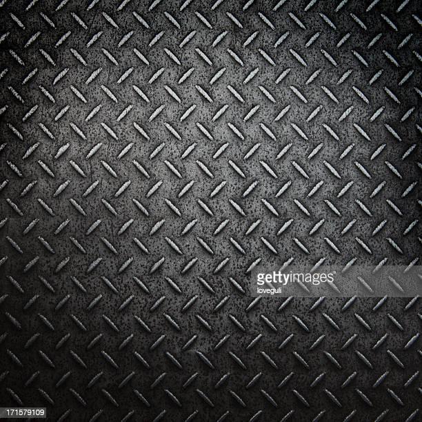 Textur aus Stahl