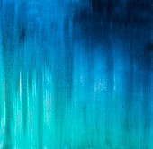 Textured turqoise painting canvas wallpaper background
