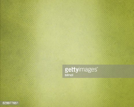 textured green paper with halftone