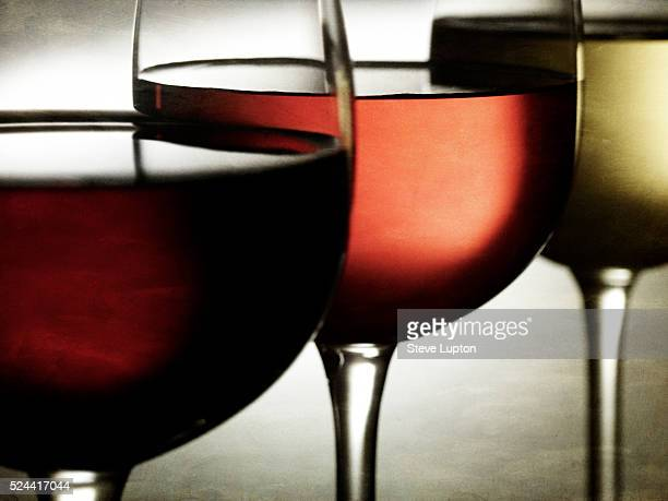 Red Rose and White wines