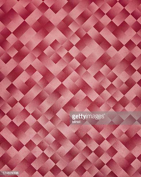 textured paper with geometric pattern