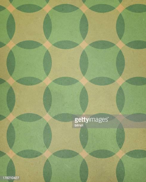Texture du papier avec un grand motif à pois