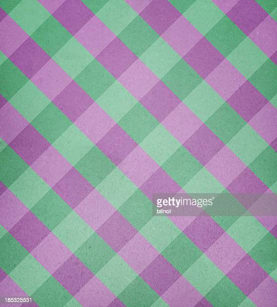 textured paper with plaid pattern
