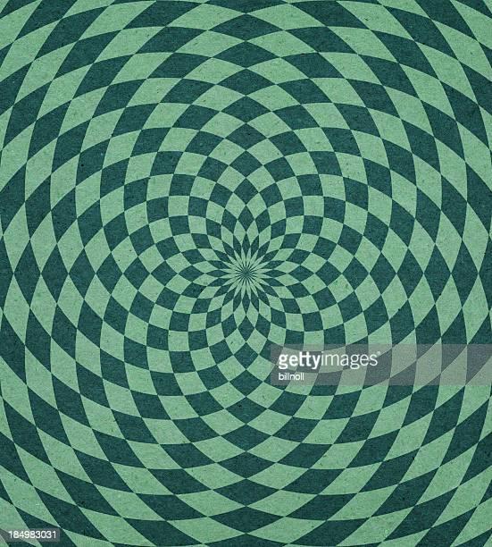 Strukturierte Papier mit Spirale Muster