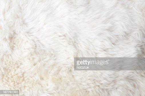 Textured Sheep Skin