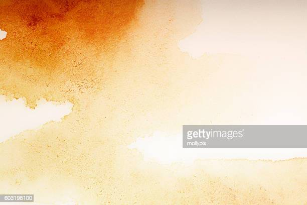 Textured Watercolor Painting Backgrounds Rustic Stained