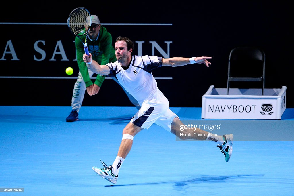 ATP Swiss Indoor Basel - Day Four
