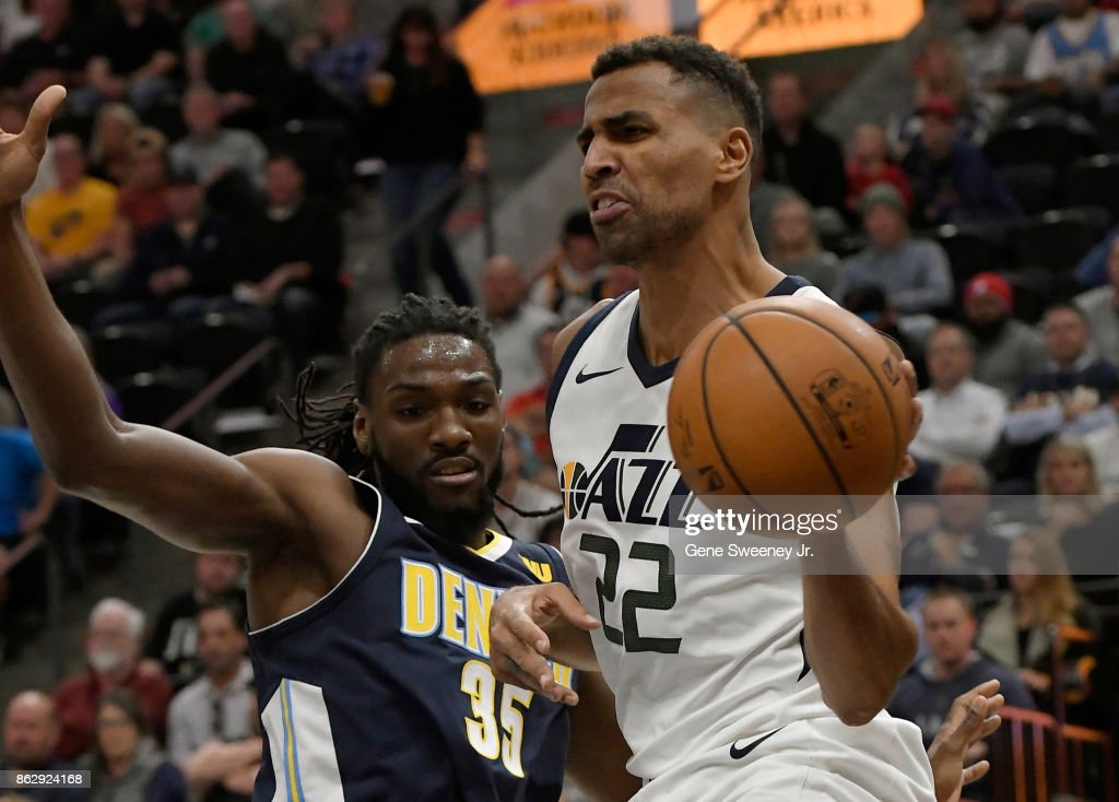 Denver Nuggets v Utah Jazz