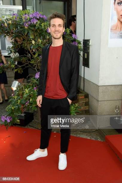 Thaddaeus Meilinger attends the 25th anniversary party of the TV show 'GZSZ' on May 17 2017 in Berlin Germany