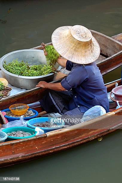 Thai Boat Market