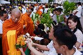THA: Floral Merit Making In Bangkok