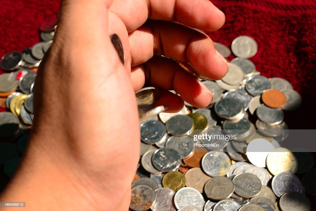 Thai Coin : Stock Photo