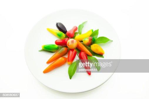 Thai dessert : Stock Photo