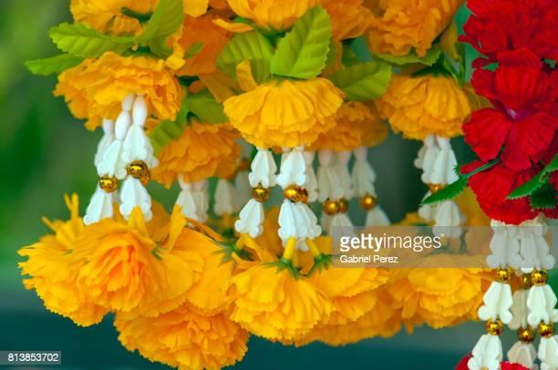 A Thai Floral Garland