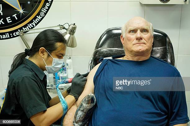 NEVER 'A Thai Goodbye' Episode 10506 Pictured Terry Bradshaw