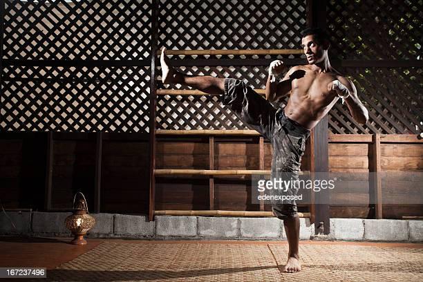 Thai Kick Boxing