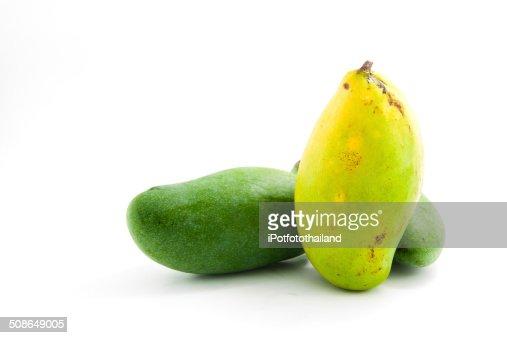 Thai mangoes : Stock Photo