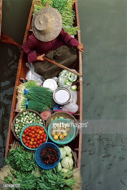 Thai marché