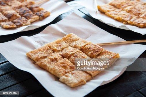 Thai Roti or Thai Pancakes