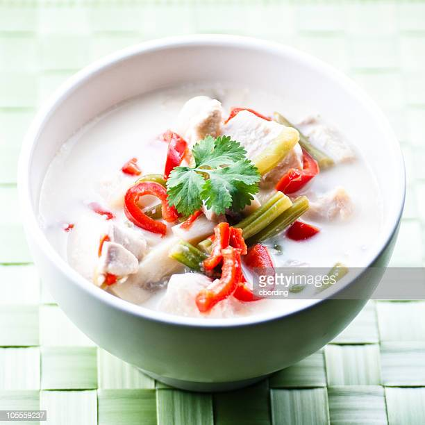 Thai Soup (Tom Kha Gai)