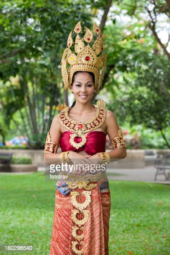 Luxury Thai Costume  Thai Clothing An Dancers  Pinterest  Girls Costumes
