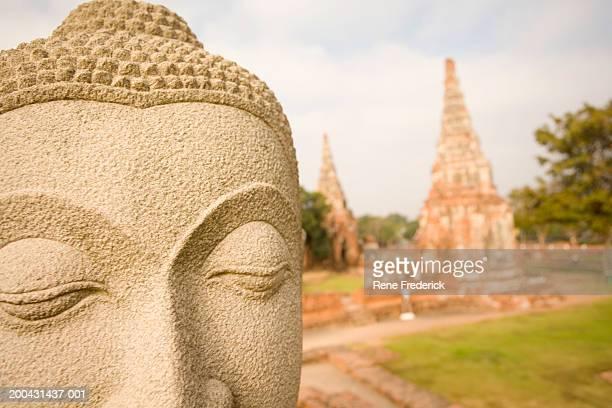 Thailand, Ayutthaya, Wat Chai Watthanaram