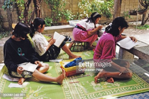 племя проституток