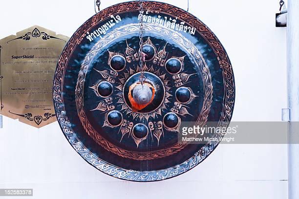 A Thailand gong.