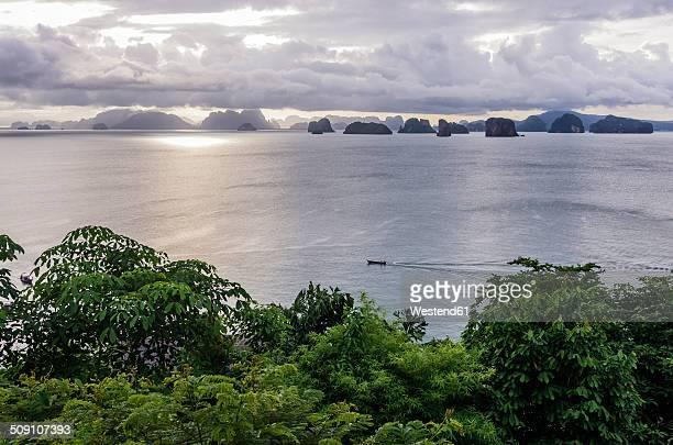Thailand, Ko Yao Noi, Andaman Sea