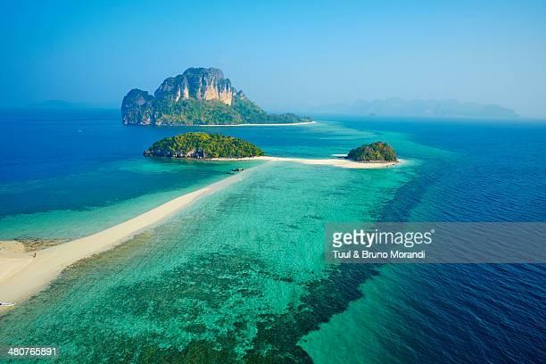 Thailand, Krabi province, Ko Tub island