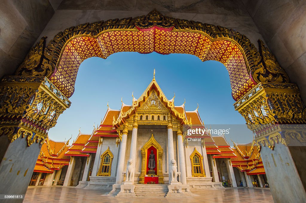 Thailand, Marble Temple