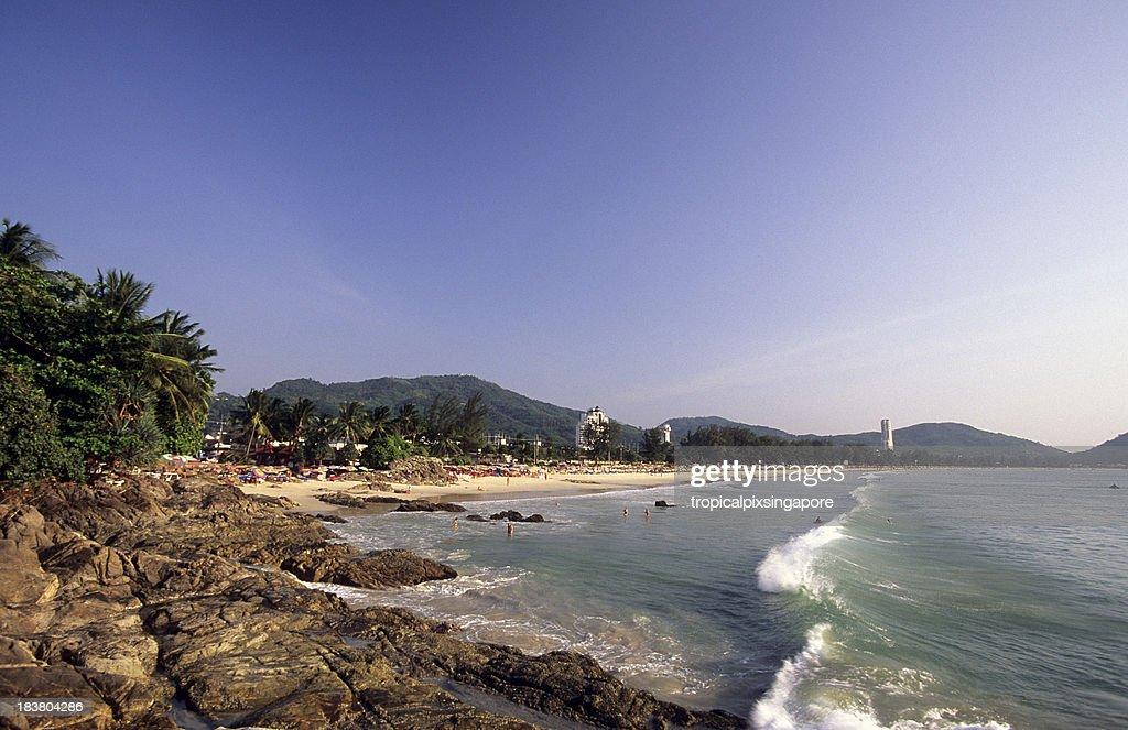 'Thailand, Phuket, Patong Beach.'