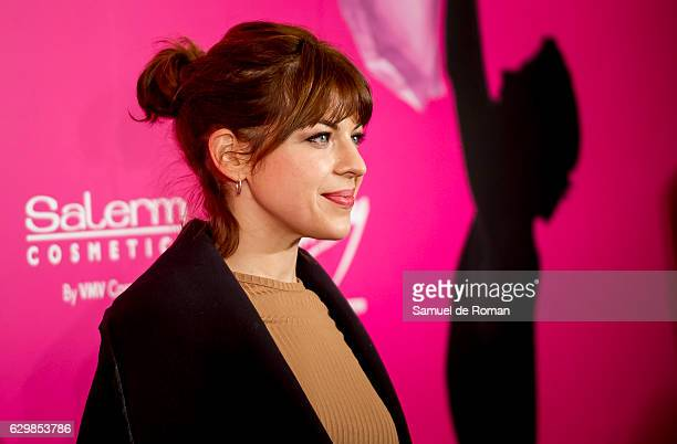 Thais Blume attends to 'Dirty Dancing' Madrid Premiere on December 14 2016 in Madrid Spain