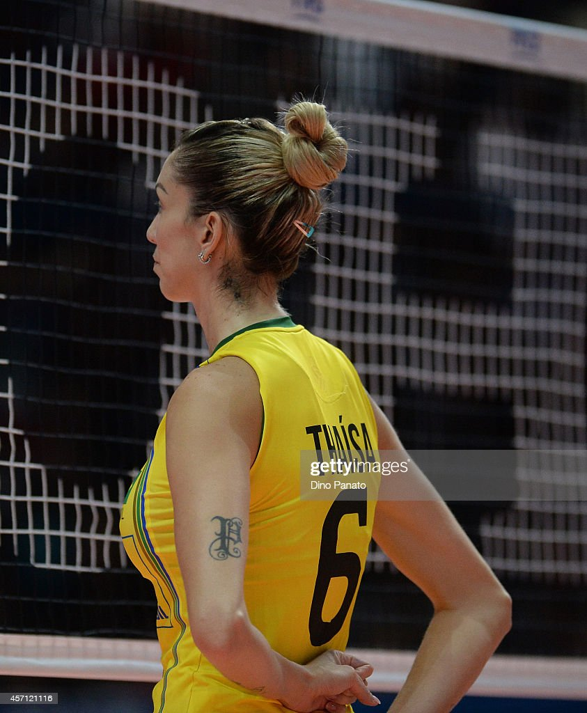 Italy v Brazil : 3rd Place Playoff - FIVB Women's World Championship