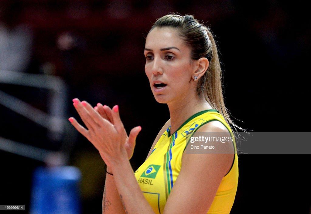 Brazil v Dominican Republic - FIVB Women's World Championship