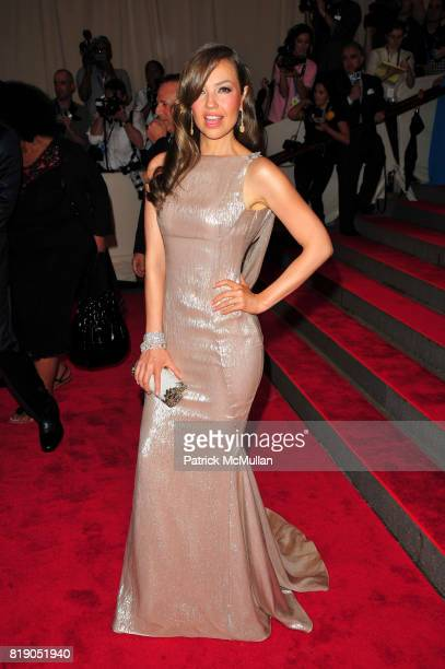 Thalia attend THE METROPOLITAN MUSEUM OF ART'S Spring 2010 COSTUME INSTITUTE Benefit Gala at The Metropolitan Museum of Art on May 3rd 2010 in New...