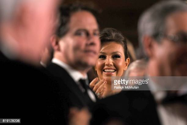 Thalia attends NEW YORK CITY POLICE FOUNDATION 32nd Annual Gala at Waldorf=Astoria on March 16 2010 in New York City