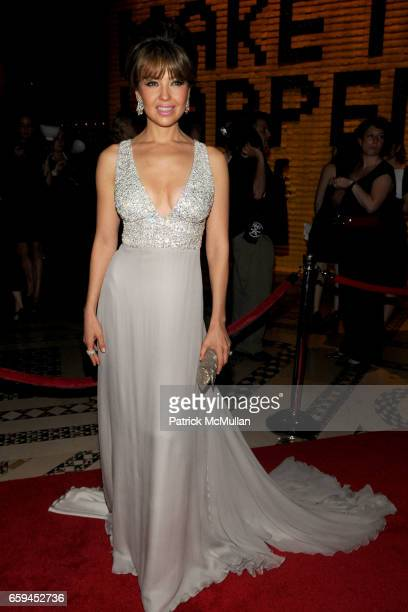 Thalia attends NEW YORKERS FOR CHILDREN 10th Annual Fall Gala at Cipriani 42nd on September 22 2009 in New York City
