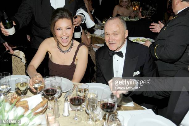 Thalia Mottola and Commissioner Raymond Kelly attend NEW YORK CITY POLICE FOUNDATION 32nd Annual Gala at Waldorf=Astoria on March 16 2010 in New York...