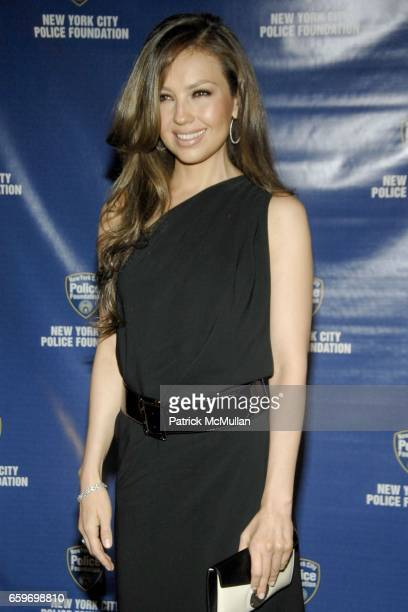 Thalia Mottola attends NEW YORK CITY POLICE FOUNDATION 31st Annual Gala at Waldorf Astoria on March 3 2009 in New York City