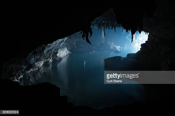 Tham Khon Xe River Cave Laos