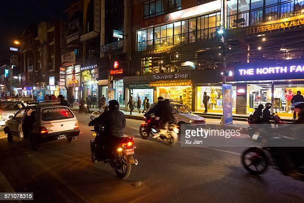 Thamel Katmandu Nepal