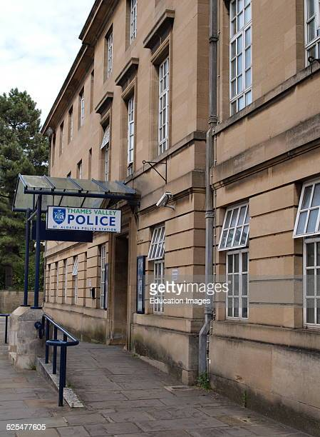 Thames Valley Police St Aldates Police Station Oxford UK