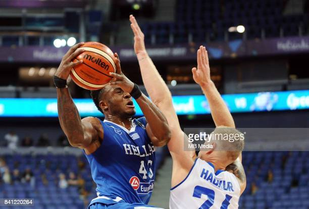 Thanasis Antetokounmpo during the FIBA Eurobasket 2017 Group A match between Iceland and Greece on August 31 2017 in Helsinki Finland