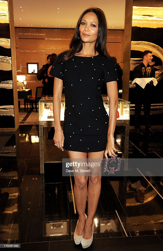 <a gi-track='captionPersonalityLinkClicked' href=/galleries/search?phrase=Thandie+Newton&family=editorial&specificpeople=210812 ng-click='$event.stopPropagation()'>Thandie Newton</a> attends a private view of the new CHANEL flagship boutique on New Bond Street on June 10, 2013 in London, England.