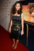 Thandie Newton attends the UK Premiere of 'Half Of A Yellow Sun' at Odeon Streatham on April 8 2014 in London England