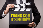 Thank God Its Friday sign