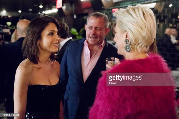CITY 'Thank You and Good Night' Episode 919 Pictured Bethenny Frankel Harry Dubin Dorinda Medley