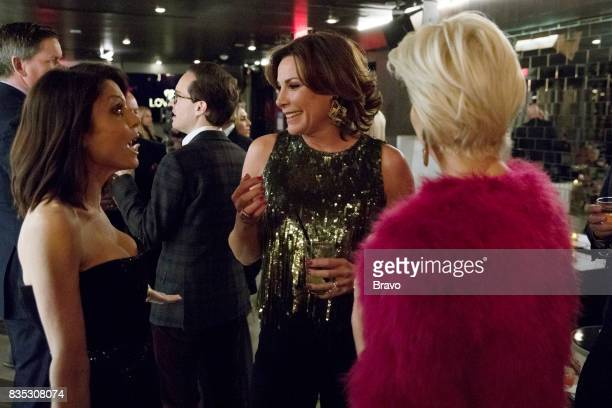 CITY 'Thank You and Good Night' Episode 919 Pictured Bethenny Frankel Luann D'Agostino Dorinda Medley
