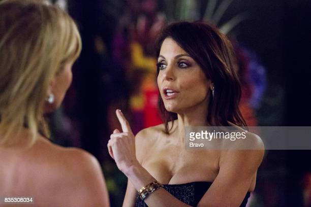 CITY 'Thank You and Good Night' Episode 919 Pictured Bethenny Frankel